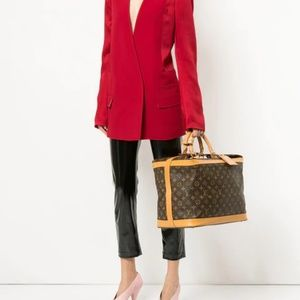Louis Vuitton Cruiser Bag 45 travel bag carry on